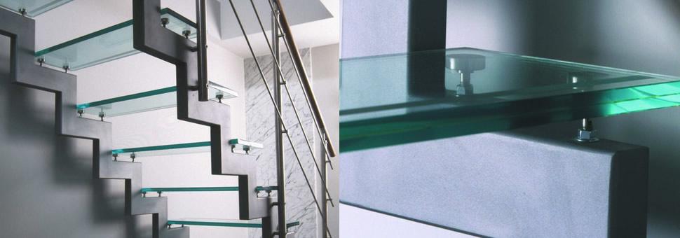 Металлические лестницыКрасивые качественные металлические лестницы